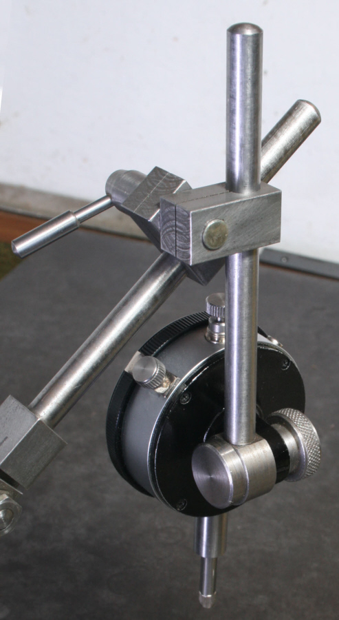 Dial Indicator Mounting In Collet : Dial test indicator accessories and with other uses