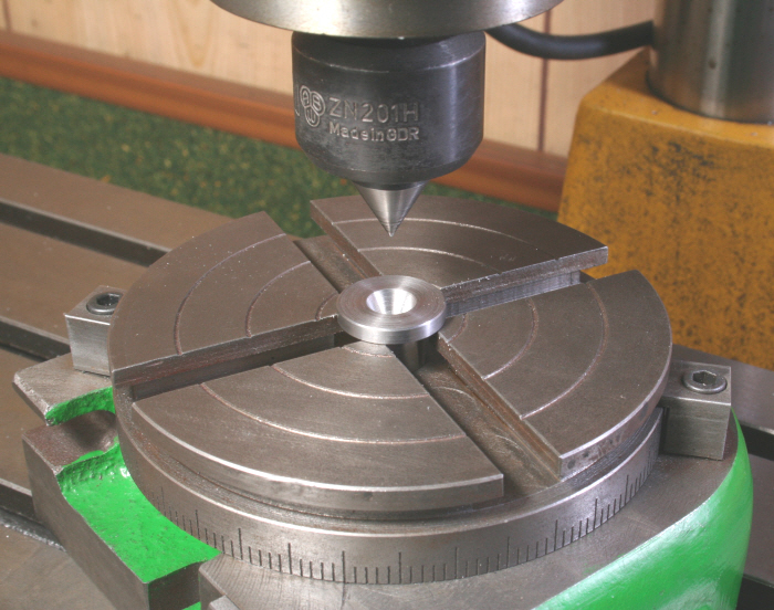 Rotary Table Using 5