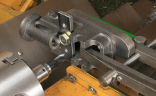 Stuart 10H steam engine machining