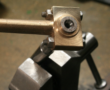 Taper Stub Mandrel, using
