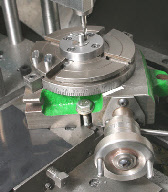 Rotary table, using.