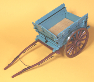 Farm Tip Cart