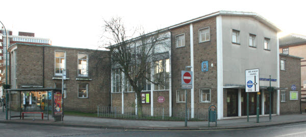 Hemel Hempstead Salvation Army