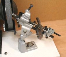 Drill Grinding Jig