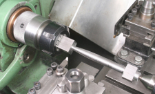 Con Rod, Barrel shaped, Machining