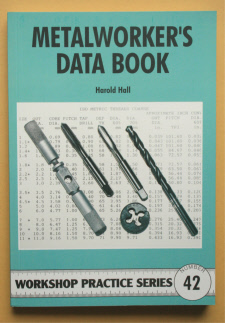 """Metalworkers Data Book"""