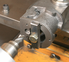Stuart 10V steam engine machining