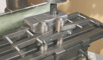 Cylindrical Squares, Workshop grade, using