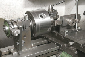 Dividing on the lathe, Dial engraving