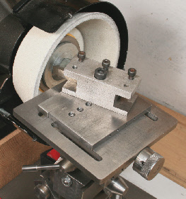 Tool and Cutter Sharpening, Lathe Knife Tool