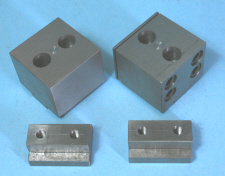 A Two Piece Milling Machine Vice, an alternative