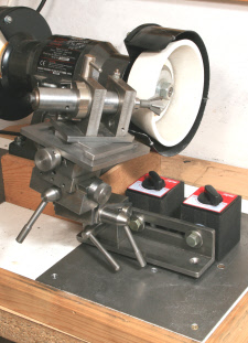 Tool and Cutter Sharpening, Dovetail Cutter