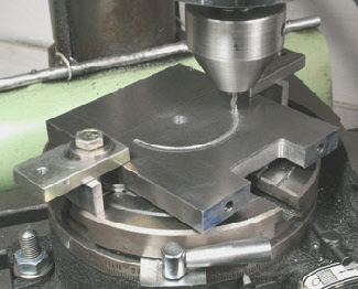 Rotary table, using