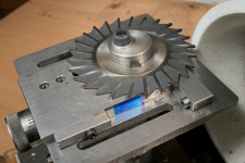 Tool and Cutter Sharpening, Slitting Saw
