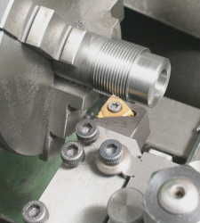 Screw Cutting on the lathe