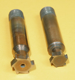 Hardening and Tempering Cutting Tools, T Slot Cutters,