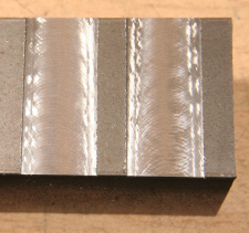 Back cutting effect, sharp end mill, Tramming