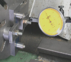 Dial Test Indicator, Toolmakers buttons, positioning