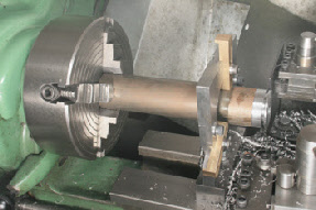 Four Jaw Chuck