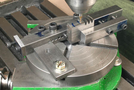 Soft Jaws for the Three Jaw Chuck, Making
